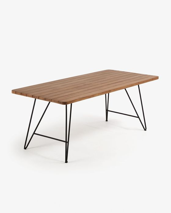 Table Komme 200 x 90 cm